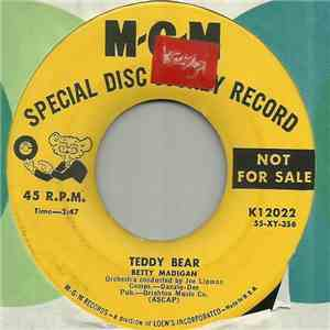 Betty Madigan - Teddy Bear / Please Be Kind download